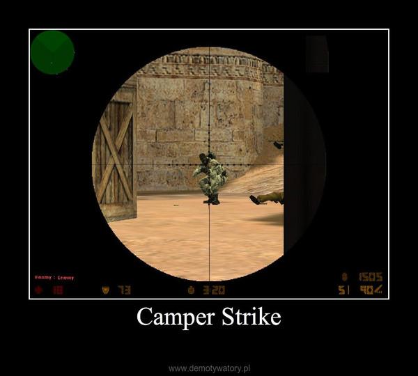 Camper Strike –
