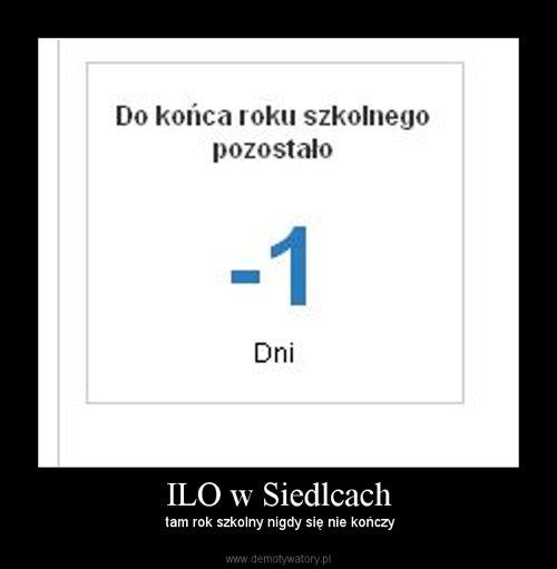 ILO w Siedlcach