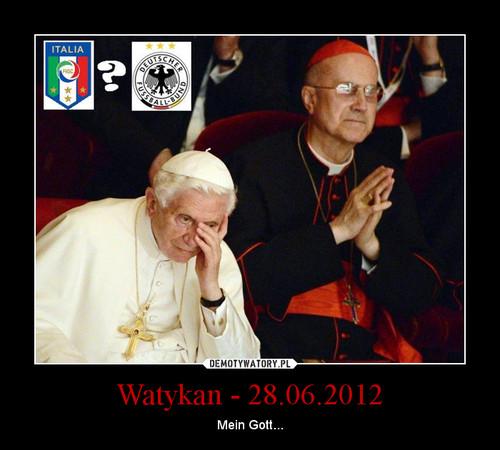 Watykan - 28.06.2012