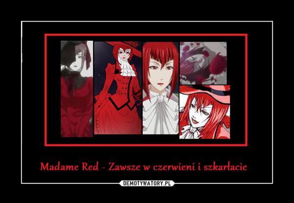 Madame Red – Ann