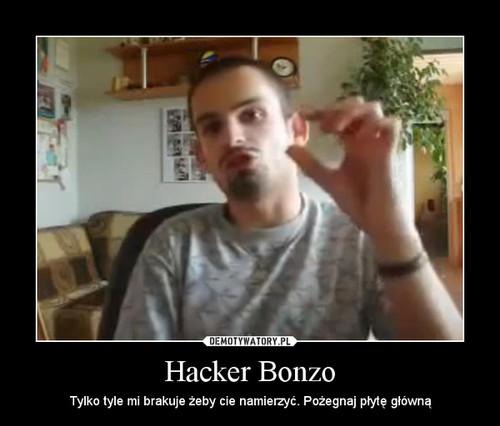 Hacker Bonzo