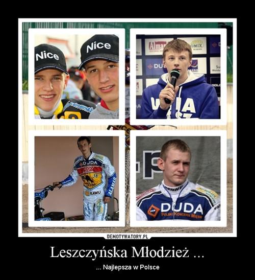 Leszczyńska Młodzież ...