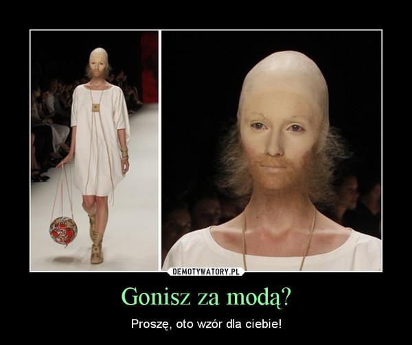 Gonisz za modą? – Proszę, oto wzór dla ciebie!