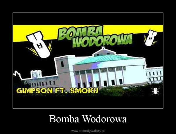 Bomba Wodorowa –