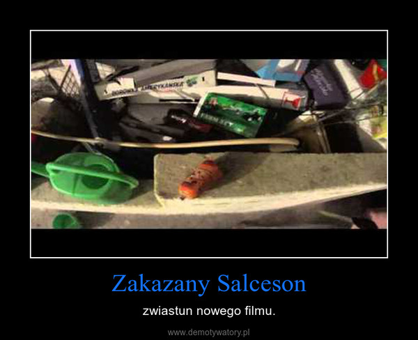 Zakazany Salceson – zwiastun nowego filmu.