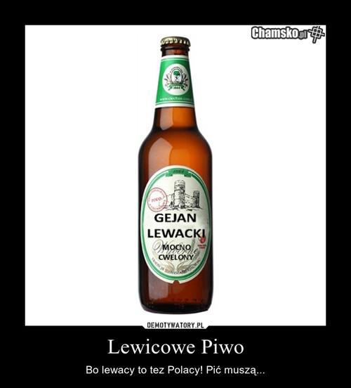 Lewicowe Piwo