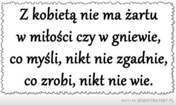 Nikt nie wie –