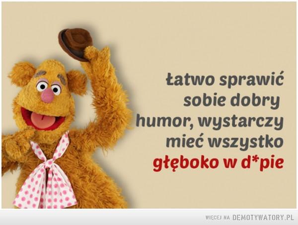 Jak sprawić sobie dobry humor –