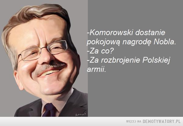 Komorowski –