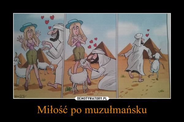 Miłość po muzułmańsku –