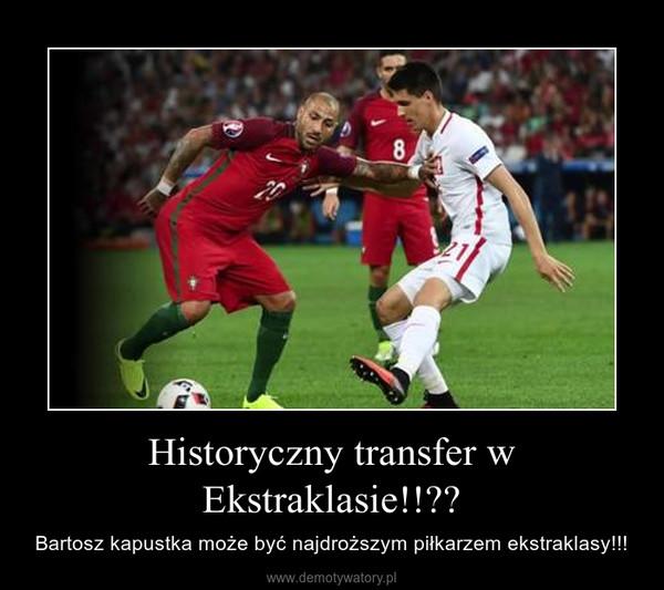 Historyczny transfer w Ekstraklasie!!?? – Bartosz kapustka może być najdroższym piłkarzem ekstraklasy!!!