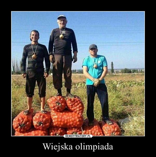 Wiejska olimpiada –