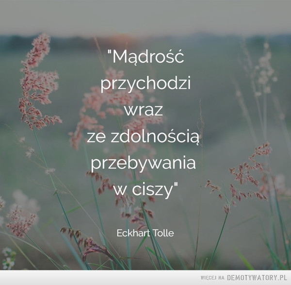 Eckhart Tolle –