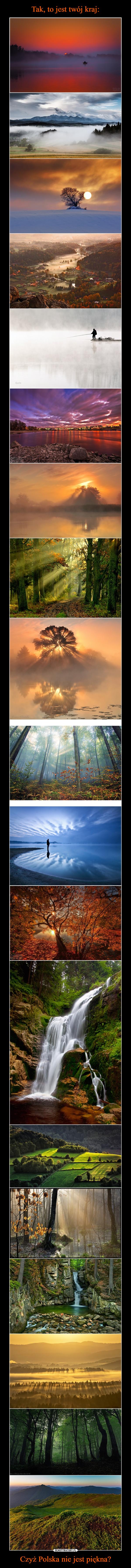 Czyż Polska nie jest piękna? –