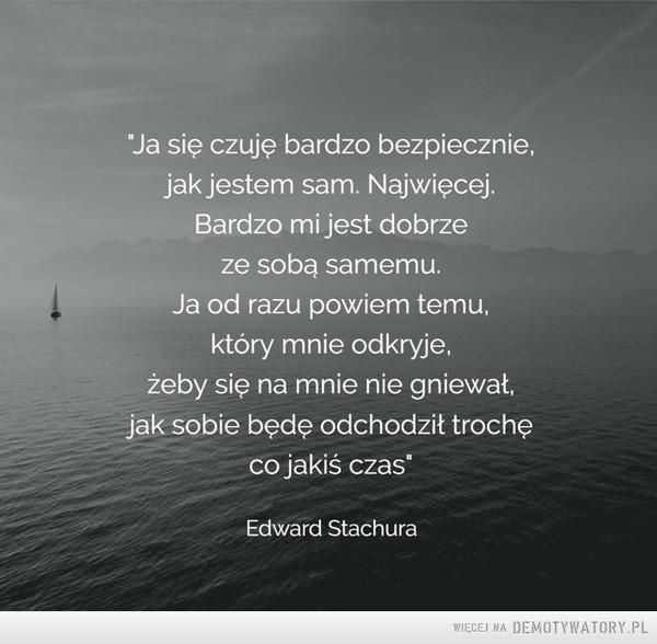 Edward Stachura –
