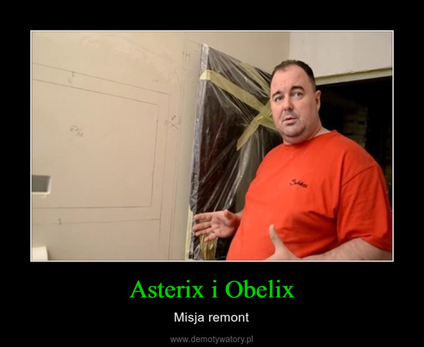 Asterix i Obelix – Misja remont