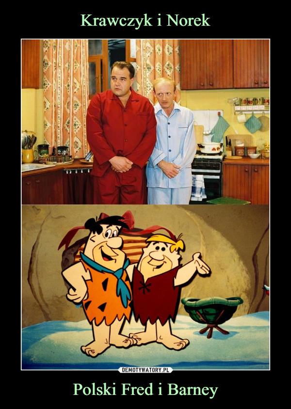 Polski Fred i Barney –
