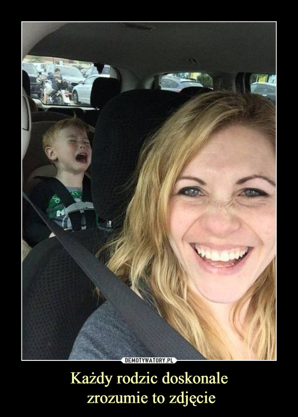 Każdy rodzic doskonale zrozumie to zdjęcie –