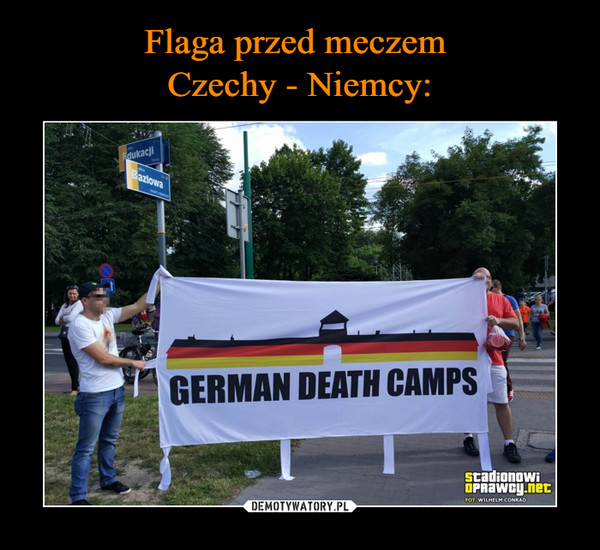 –  GERMAN DEATH CAMPS