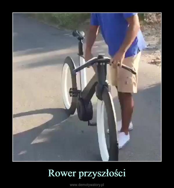Rower przyszłości –