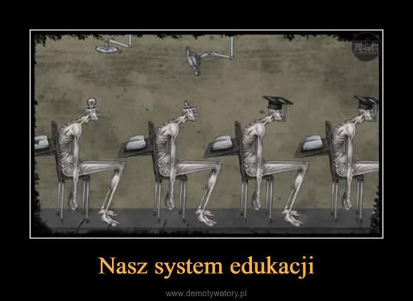 Nasz system edukacji –