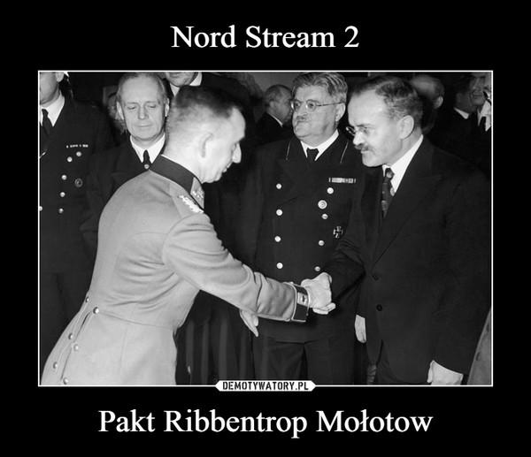 Pakt Ribbentrop Mołotow –