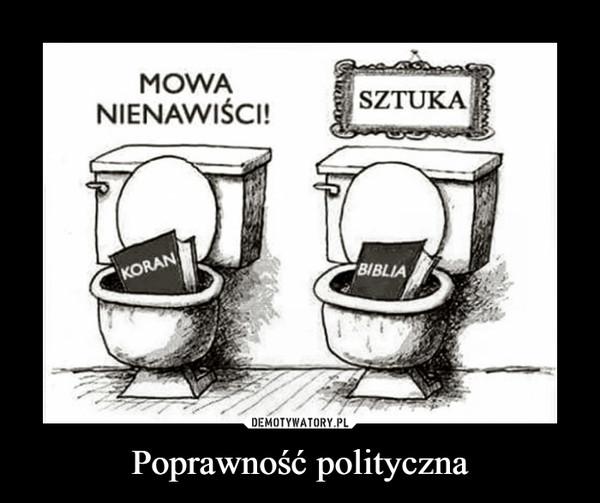 Poprawność polityczna –