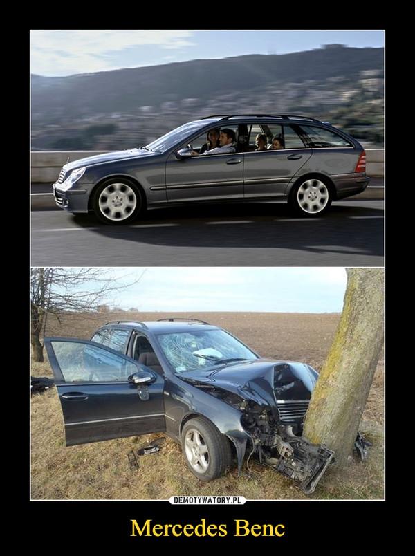 Mercedes Benc –