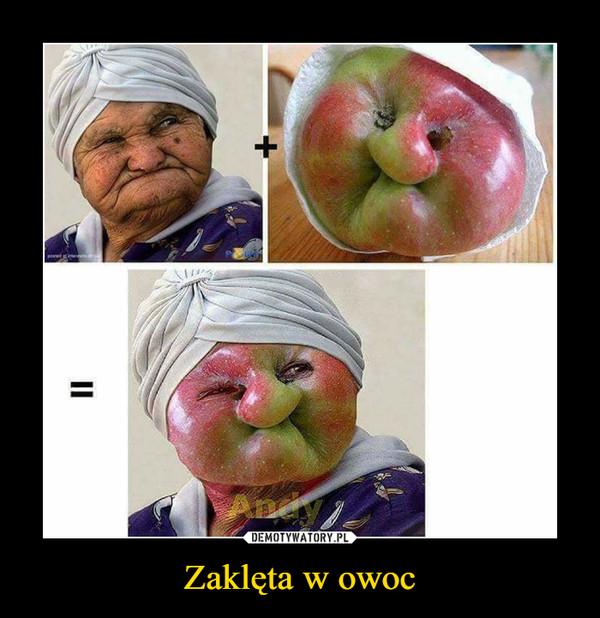 Zaklęta w owoc –