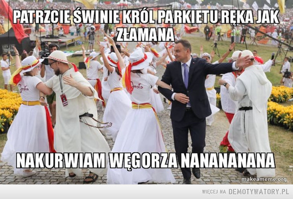 Ach ten Andrzej –