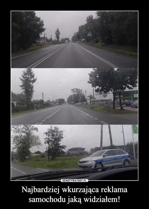 Najbardziej wkurzająca reklama samochodu jaką widziałem!