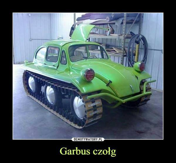 Garbus czołg –