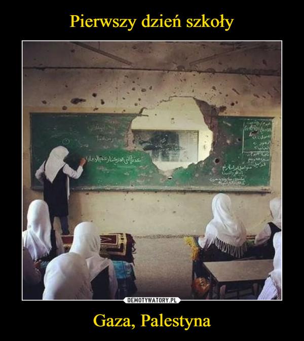 Gaza, Palestyna –