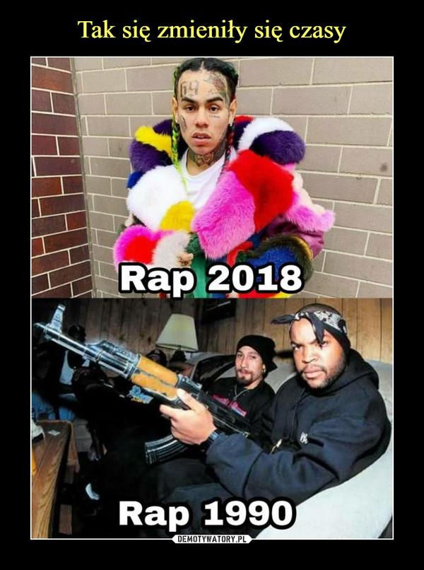 –  Rap 2018 1990