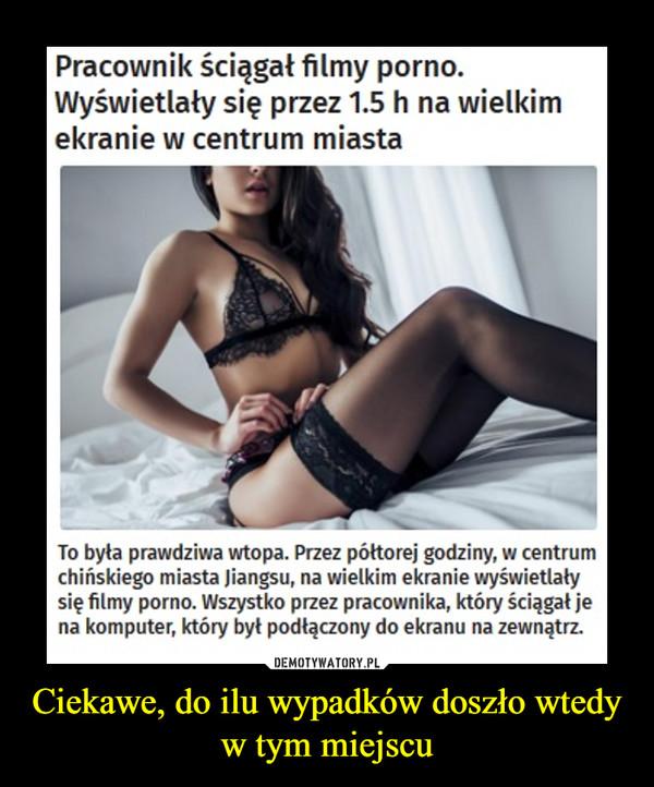 Centrum pornno