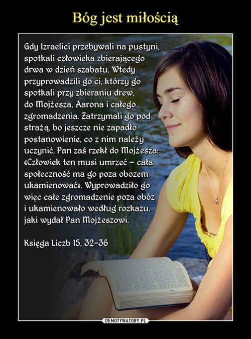 Bóg jest miłością