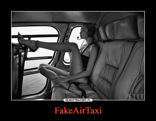 FakeAirTaxi –
