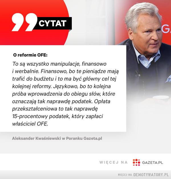 """Jakby ktoś pytał, skąd rząd weźmie kasę na """"piątkę Kaczyńskiego""""... –"""
