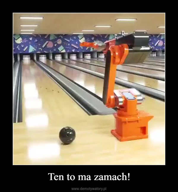 Ten to ma zamach! –