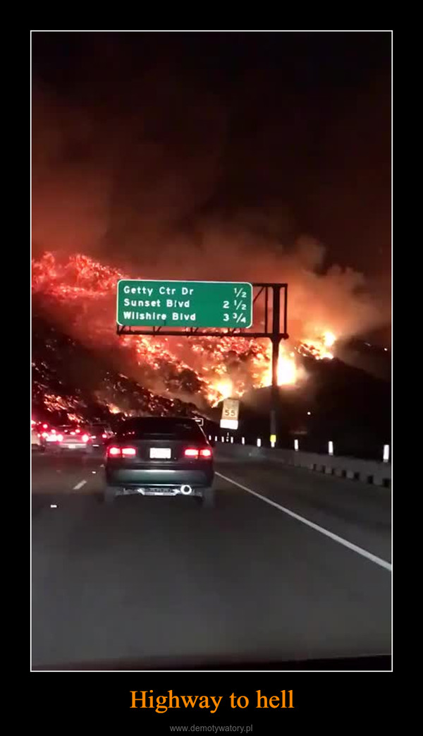 Highway to hell –