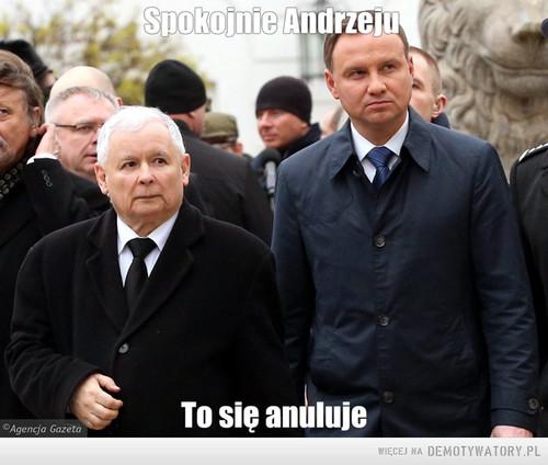 Spokojnie Andrzeju