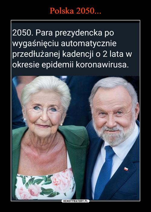 Polska 2050...