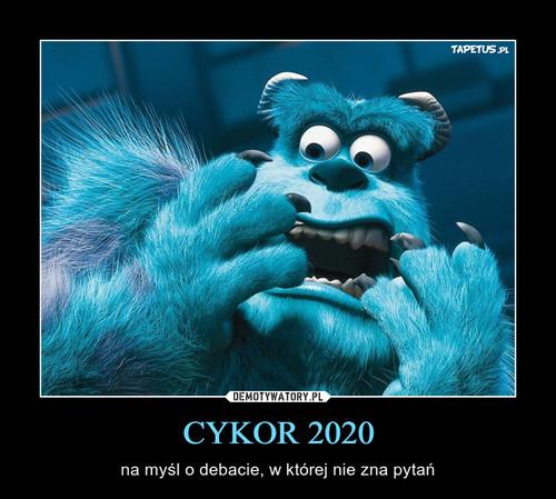 CYKOR 2020