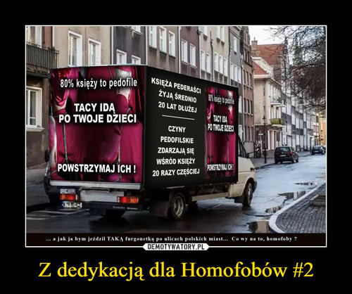 Z dedykacją dla Homofobów #2