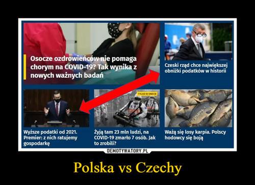 Polska vs Czechy