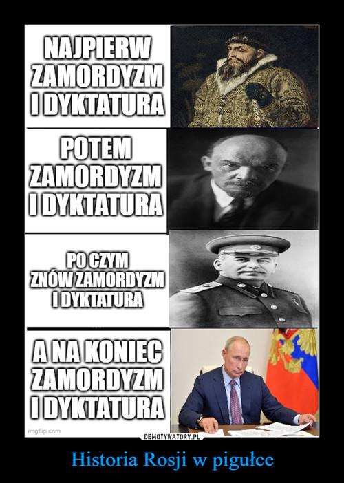 Historia Rosji w pigułce