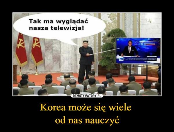 Korea może się wiele od nas nauczyć –  Tak ma wyglądać nasza telewizja!