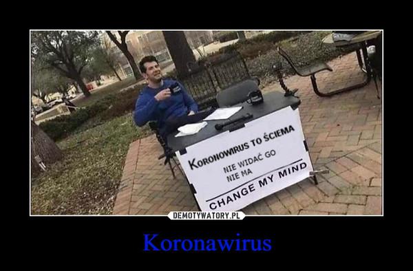 Koronawirus –