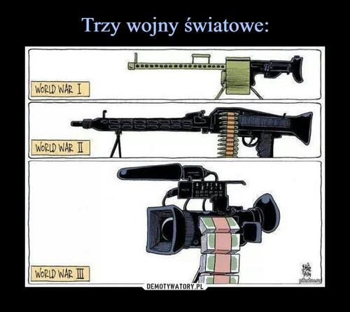 Trzy wojny światowe: