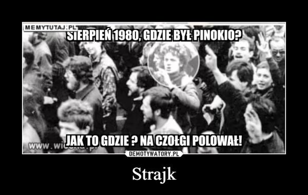 Strajk –